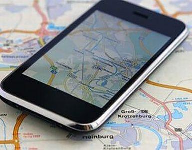 Spåra mobiltelefon